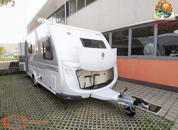 Sudwindsilverselection550fsk Camper  Roulotte Usato