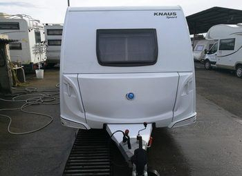 Sport500qdksilverselection Camper  Roulotte Nuovo