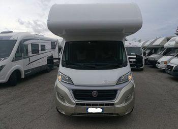 Foto Caravans International Magis 95 M Camper  Mansardato Usato