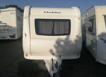 Deluxe420kb Camper  Roulotte Usato