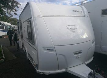 390biancoselection Camper  Roulotte Usato