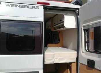 Weinsberg Carabus 540 Mq -1 Edition Italia Furgonato Camper  Puro Nuovo - foto 16