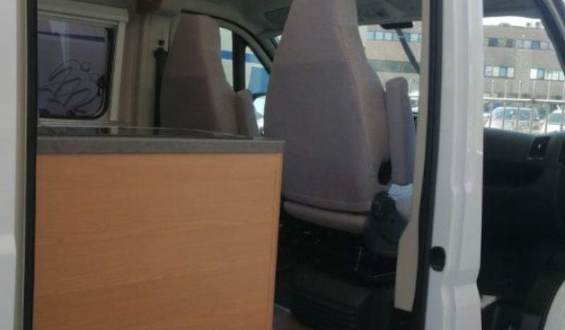Weinsberg Carabus 540 Mq -1 Edition Italia Furgonato Camper  Puro Nuovo - foto 4