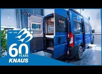 Knaus Boxstar 540 Road-2  60°anniversario 2021 Camper  Puro Nuovo