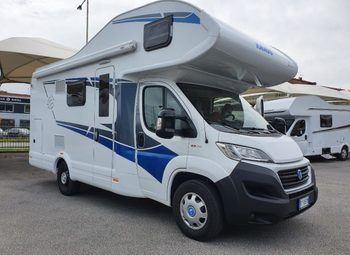 Knaus Live Traveller 600 Dkg 6 Posti Nolo 2019 Camper  Mansardato Usato