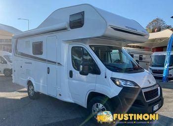 Weinsberg 600 Dkg Carahome Camper 6 Posti Nolo 2019 Camper  Mansardato Usato