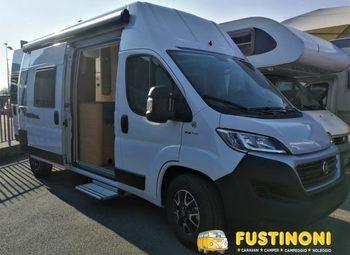 Foto Weinsberg Carabus 600 Dq -2021 Edition Italia Furgonato Camper  Puro Usato