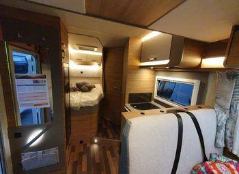 Weinsberg Carasuite 650 Mf 2021 Edition Italia 4/5 P Camper  Parzialmente Integrato Nuovo - foto 18