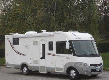 Rapido 890f Design Edition Camper  Motorhome Usato