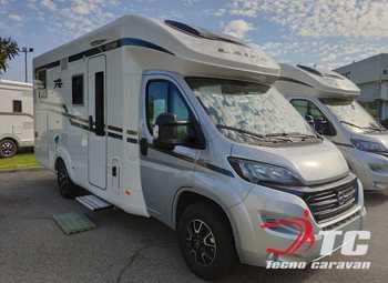 Foto Laika Ecovip Profilati L 3009 Camper  Parzialmente Integrato Nuovo