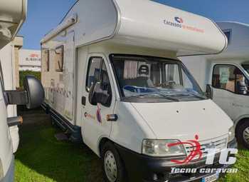 Caravans International Carioca 50 Camper  Motorhome Usato