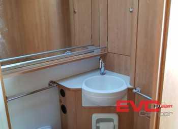 Laika Serie X Mansardati X 700 Camper  Mansardato Usato - foto 10