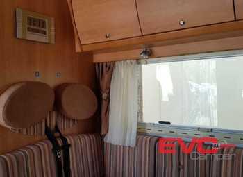 Laika Serie X Mansardati X 700 Camper  Mansardato Usato - foto 11