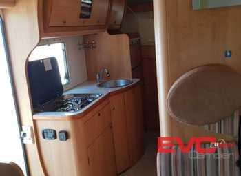 Laika Serie X Mansardati X 700 Camper  Mansardato Usato - foto 16