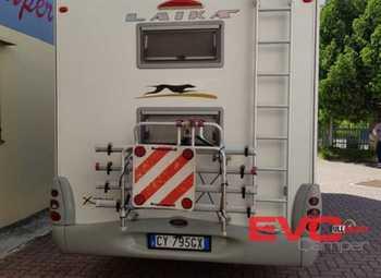 Laika Serie X Mansardati X 700 Camper  Mansardato Usato - foto 18