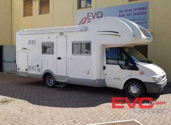 Laika Serie X Mansardati X 700 Camper  Mansardato Usato - foto 9