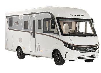 Foto Laika Ecovip H 2109 - In Arrivo Camper  Motorhome Nuovo