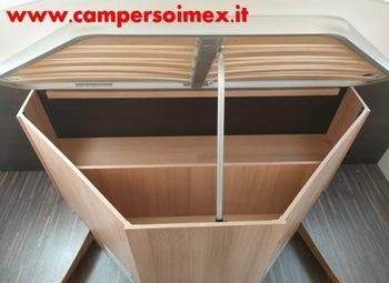 Mc Louis Mc4 281 Camper  Parzialmente Integrato Km 0 - foto 18