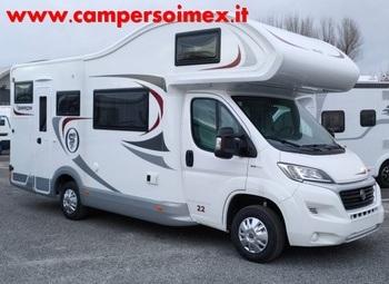 Elnagh Baron 22 Camper  Mansardato Km 0