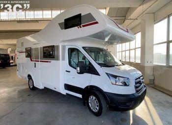Roller Team Kronos 277 M - Pronta Consegna Camper  Mansardato Nuovo