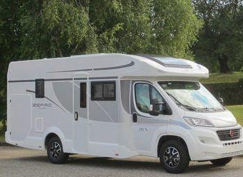 Roller Team Zefiro 295 Tl Plus Camper  Parzialmente Integrato Km 0