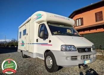 Adria Italia Coral 590 Ds Camper  Parzialmente Integrato Usato