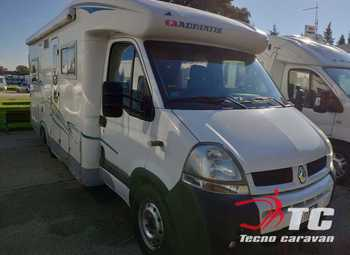 Adria Izola 687 Sp Camper  Motorhome Usato