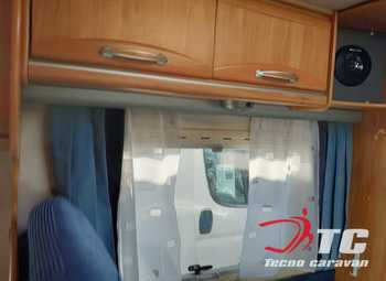 Adria Izola 687 Sp Camper  Motorhome Usato - foto 22