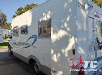 Adria Izola 687 Sp Camper  Motorhome Usato - foto 3