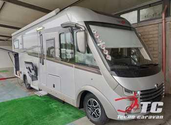 Foto Carthago E-line 2020 Chic E-line I 50 Le Camper  Motorhome Nuovo