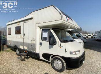 Foto Caravans International Ci Granduca Camper  Mansardato Usato
