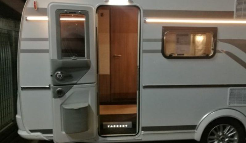 Tabbert Caravan Rossini 490 Dm Finest Edition Camper  Roulotte Nuovo - foto 11