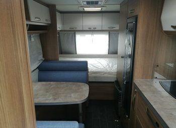 Tabbert Caravan Rossini 490 Dm Finest Edition Camper  Roulotte Nuovo - foto 12