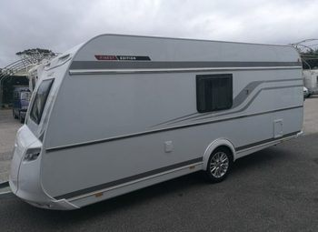 Tabbert Caravan Rossini 490 Dm Finest Edition Camper  Roulotte Nuovo - foto 3