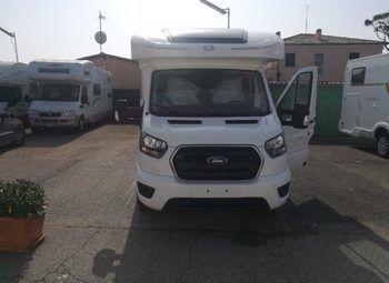 Foto Caravans International Horon 67 Xt Camper  Parzialmente Integrato Nuovo