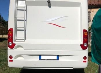 Rapido Fiat Fleurette Migrateur 73lms - foto 3