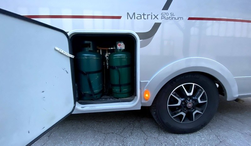 Vendo Adria Matrix 670 SL 2,3 150Cv platinum - foto 31