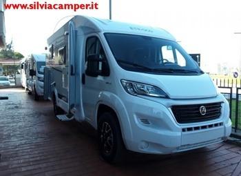 Etrusco V6600sb Con Multimedia Letti Gemelli Camper  Parzialmente Integrato Nuovo