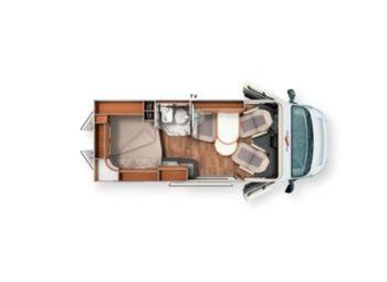 Foto Malibu Van 540 - Cambio Automatico Camper  Puro Nuovo