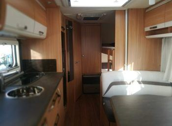 Sudwind580qssilverselection Camper  Roulotte Usato - foto 10