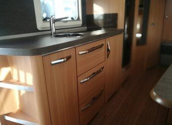 Sudwind580qssilverselection Camper  Roulotte Usato - foto 13