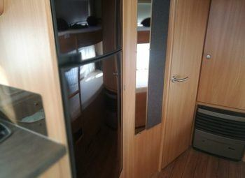 Sudwind580qssilverselection Camper  Roulotte Usato - foto 15