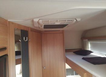 Sudwind580qssilverselection Camper  Roulotte Usato - foto 17
