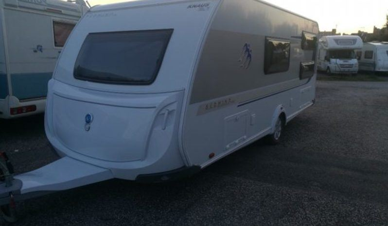 Sudwind580qssilverselection Camper  Roulotte Usato - foto 2