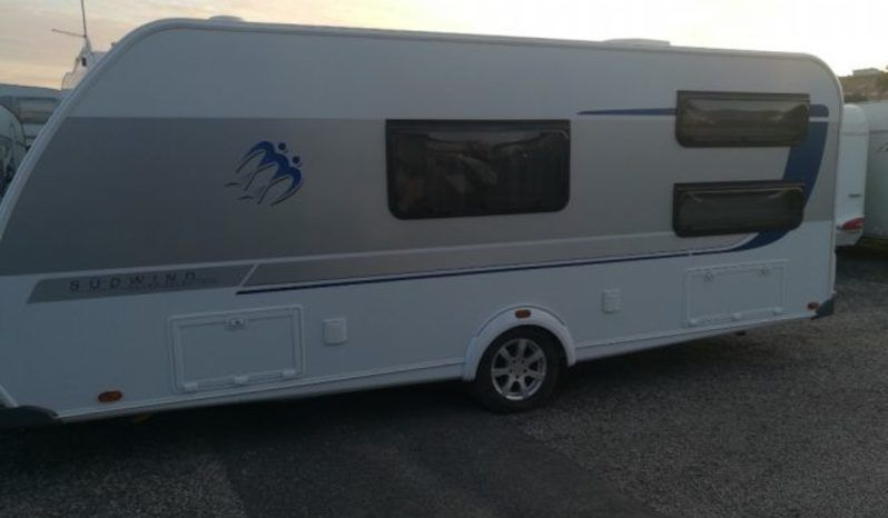 Sudwind580qssilverselection Camper  Roulotte Usato - foto 3