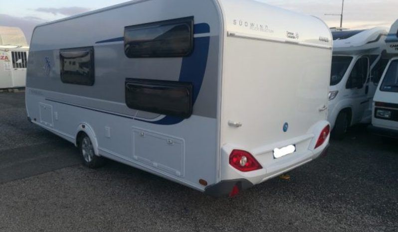 Sudwind580qssilverselection Camper  Roulotte Usato - foto 4