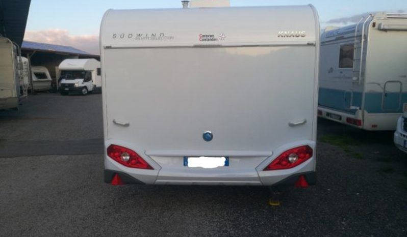 Sudwind580qssilverselection Camper  Roulotte Usato - foto 5