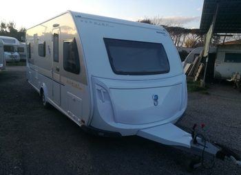 Sudwind580qssilverselection Camper  Roulotte Usato - foto 7