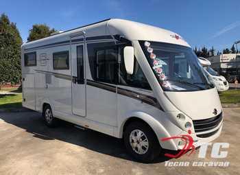 Foto Carthago C-compactline I 2020 C-compactline I 141 Le Camper  Motorhome Nuovo