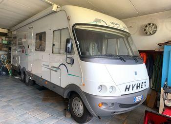 Vendo Motorhome Hymer B694